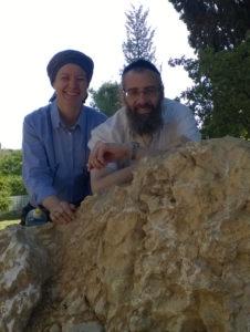 Shoshanah and Eliyahu Shear