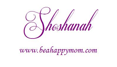 Signature of Shoshanah with web address